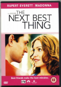 THE NEXT BEST THING -  UK DVD FILM